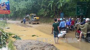 Lũ lụt ở Lào Cai: 11 người bị mất tích tại hai huyện Sa Pa và Bát Xát