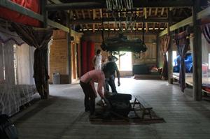 Du lịch cộng đồng xã Tả Van của người Dáy trong VQG Hoàng Liên