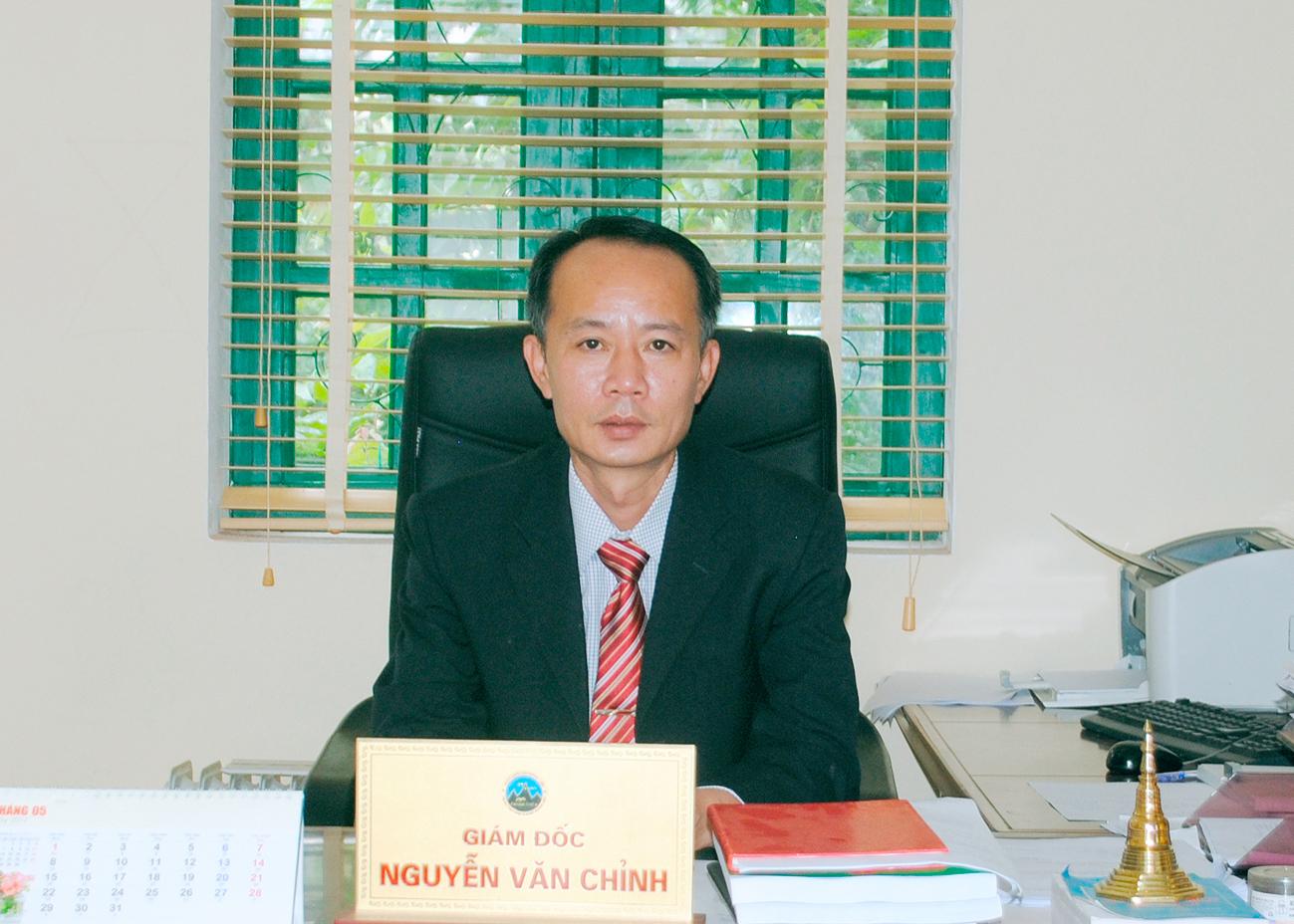 Giám đốc - Nguyễn Văn Chỉnh